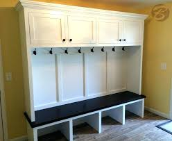 Entryway Bench And Coat Rack Plans Entry Storage Bench With Coat Rack Entryway Storage Bench With Coat 10