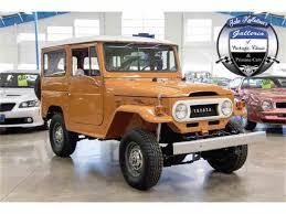 1973 Toyota Land Cruiser FJ for Sale   ClassicCars.com   CC-1006508