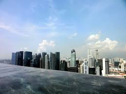 infinity pool singapore. Highest Infinity Pool In The World - Marina Bay Sands, Singapore I