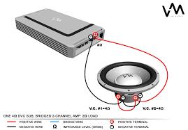 kicker subwoofer wiring diagram kicker l5 sub wiring diagram wire 2 Ohm to 1 Ohm at Kicker L7 15 2 Ohm Wiring Diagram