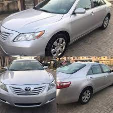Forsale 2008 Toyota Camry Spider At A Very Good Price Price 2 6 Million Naira Call 08188531030 Or Send Us A Dm Toy Toyota Camry Cars For Sale Camry