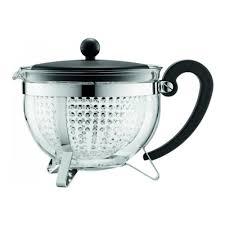 <b>Чайник заварочный</b> с сито-фильтром Bodum Chambord, <b>1.3 л</b> ...