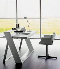 home office furniture contemporary. Perfect Contemporary Modern Minimalist Home Office With Bulego Desk Homedecor In Home Office Furniture Contemporary E