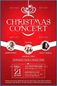 Concert Flyer Templates Free Recital Flyer Template Masterdegree Co