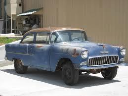 1955 chevy 2 door post roller... - Chevy Trailblazer SS Forum