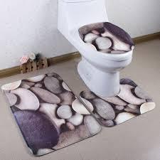 china whole printed decorative bath rugs carpet mats set china bath mats set bath mate set