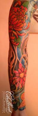 все о тату рукавах Chillout Tattoo Workshop