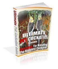 Ultimate Pet Cockatiel Guide - Cockatiel Care & Training Made Easy by Shari  Hickman