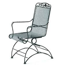 Wonderful Black Metal Patio Chairs Furniture White Butterfly Table With Umbrella Hole