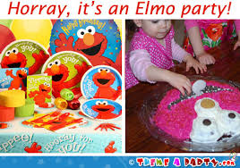 Elmo Birthday Party Ideas Decor Games Food And Activities
