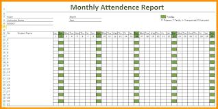 attendance spreadsheet excel attendance sheet excel attendance tracking template attendance sheet