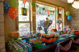 Simple Birthday Party Ideas For 7 Year Old Boy