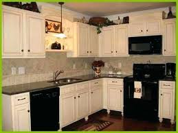 painted kitchen cabinets with black appliances. Painting Kitchen Appliances Cabinets Black Best Of White With . Painted