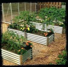 corrugated metal raised beds steel raised garden beds corrugated metal garden beds galvanized steel raised bed