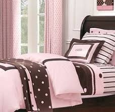 Pink And Brown Bedroom Beautiful Decoration