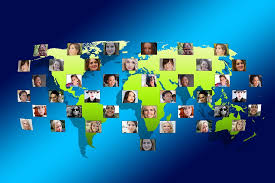 Image result for images of people networking
