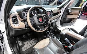 fiat 500l interior automatic. fiat interior by 500l car design automatic