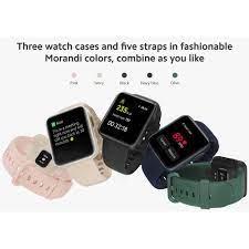 Đồng Hồ Thông Minh Xiaomi Mi Watch Lite - Đồng hồ thông minh
