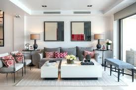 brown and black living room ideas. Photo Of Beige Black Living Room Brown And Ideas