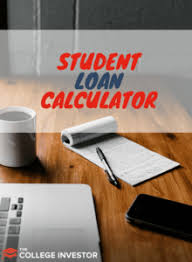 Loan Calculator College Student Loan Calculator For Variable Rate Student Loans