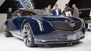 gm new car releasesSuper Cruise and V2V Communication  GM Announces New Cadillac