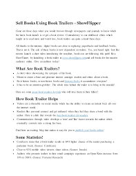 Personal Journals For Sale Sell Books Using Book Trailers Showflipper