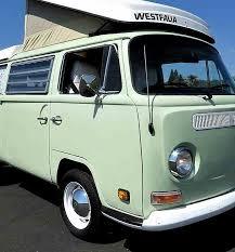 1969 volkswagen westfalia camper bus