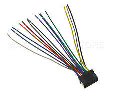 car audio and video wire harness for alpine wire harness for alpine cde 102 cde102 pay today ships today