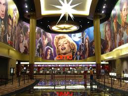 the amc theatres at the mall