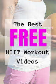 free hiit workout s get heart pumping exercise right in the comfort of your