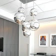 glass globe pendant lighting modern pendant lights glass globe pendant lamps chrome ball light kitchen fixture