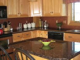 Light Oak Cabinets Shocking Best Kitchen With Light Wood Cabinets For Color