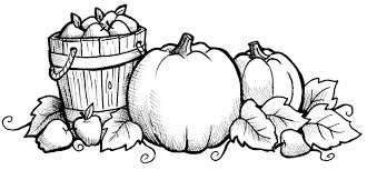 Small Picture Fall Coloring Pages Printables Autumn Coloring Pages With Pumpkin