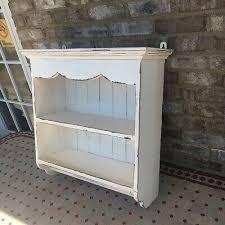 white solid wood bathroom shelf cabinet