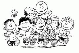 Small Picture Charlie Brown Characters Coloring Pages Coloring Home