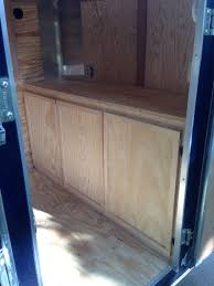 Cabinets For Cargo Trailers Cabinets For Cargo Trailers Best Home Furniture Decoration