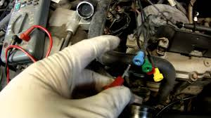 test injector resistance on a 7 3 liter ford powerstroke youtube 7.3 Powerstroke Diesel Engine Diagram test injector resistance on a 7 3 liter ford powerstroke