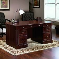 sauder palladia l shaped desk instructions in select cherry with hutch