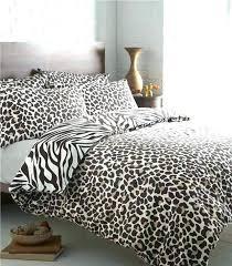 leapord print comforters 7 pieces multi animal print comforter set queen size bedding brown zebra bed