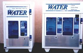Water Dispenser Vending Machine