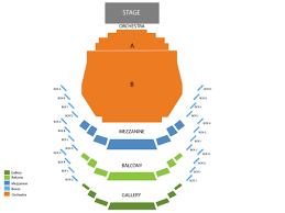 Morsani Seating Chart A Bronx Tale Tickets At Carol Morsani Hall At Straz Center On February 1 2019 At 8 00 Pm