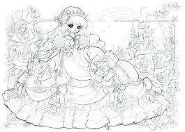 Manga Coloring Pages Manga Color Pages Manga Color Pages Coloring