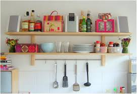 Kitchen Wall Shelving Wall Mounted Kitchen Shelves Online Cool White Wall Mounted
