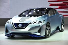 2018 nissan electric car. simple nissan nissan ids concept intended 2018 nissan electric car 2