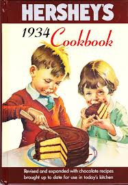 Image result for 1934 hershey's cookbook