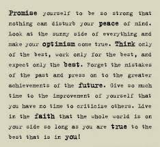 Promise Yourself To Be So Strong Quote Best of Motivational Wallpaper On Life Promise Yourself To Be So Strong