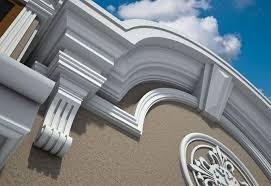 house exterior foam trims crown