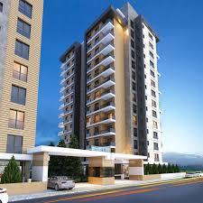 Mimarlık Mimari Dış Cephe Tasarım D Building Design - Modern apartment building facade