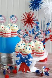 Patriotic Cupcake Toppers With Your Cricut Everyday Jenny