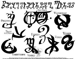 переводные татуировки сумеречных охотников
